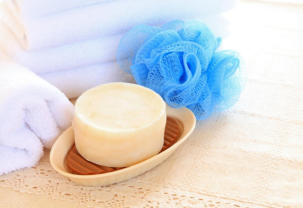 お風呂でボディケア。体を洗うとき、どんなグッズを使う?