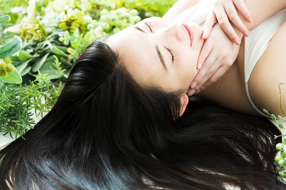髪に付着する花粉に注意! 毎日のシャンプーを見直そう