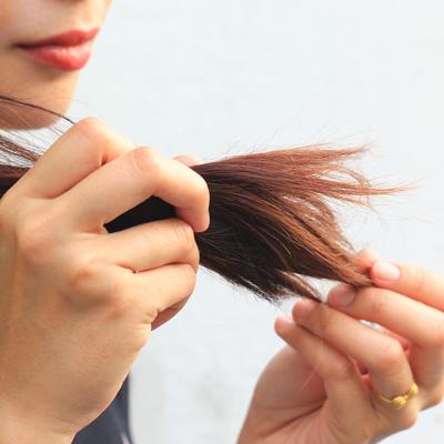 枝毛の原因をチェック! 毛先の美しさを守るケア方法とは