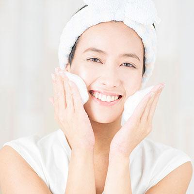 敏感になりやすい冬の肌。朝の洗顔を見直そう